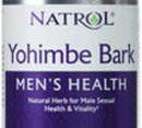 Natrol - Yohimbe Bark 500mg. / 90 caps